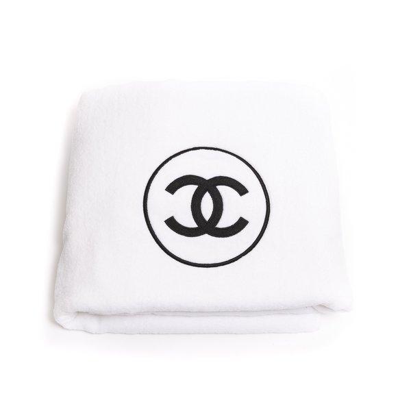 Drap de bain Chanel