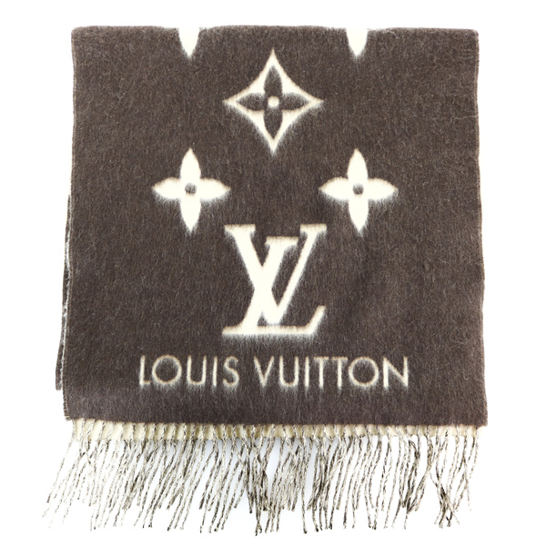 Écharpe Louis Vuitton face