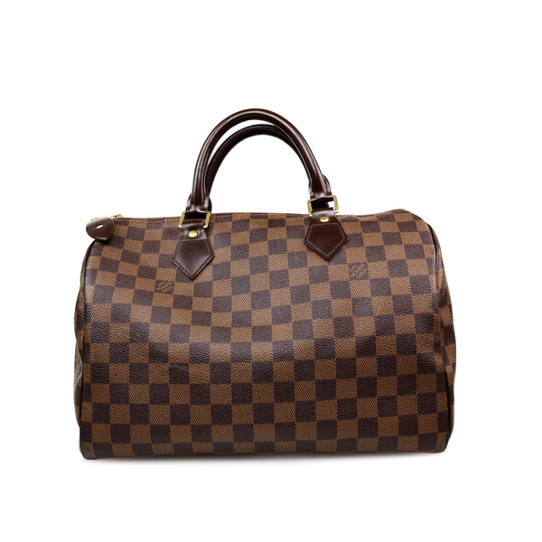 Sac Vuitton Speedy damier face