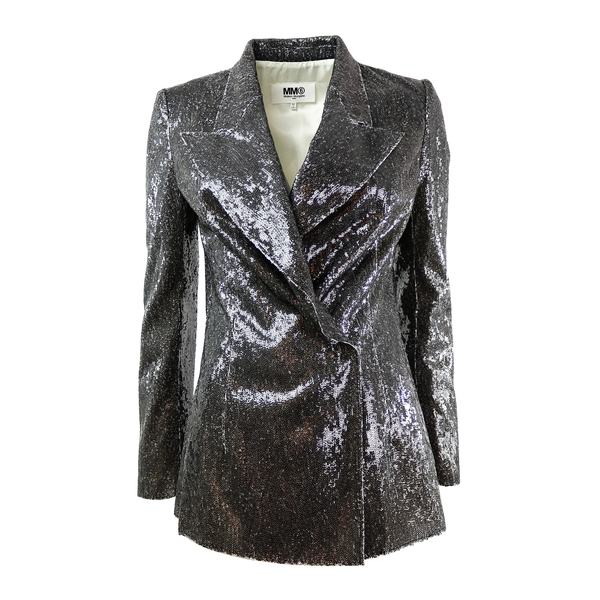 Veste Margiela paillettes face