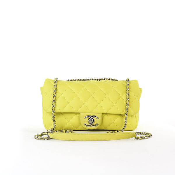 Sac Chanel jaune