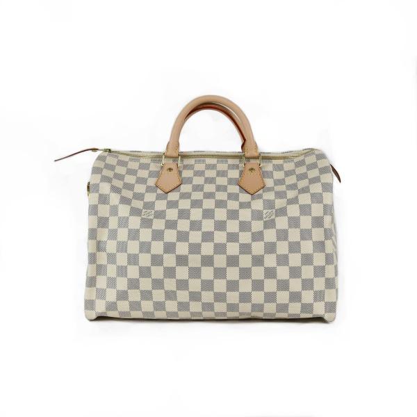 Sac speedy Vuitton GM damier azur