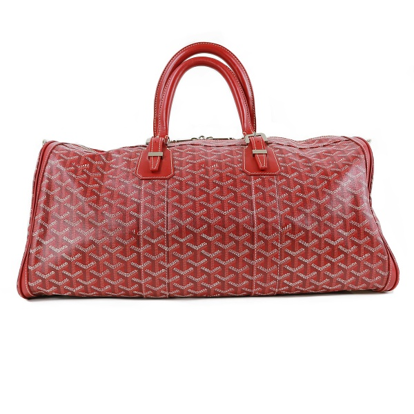 Sac Goyard 48h rouge face