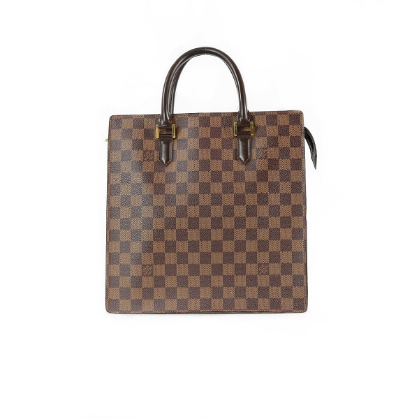 Sac Louis Vuitton damier plat face